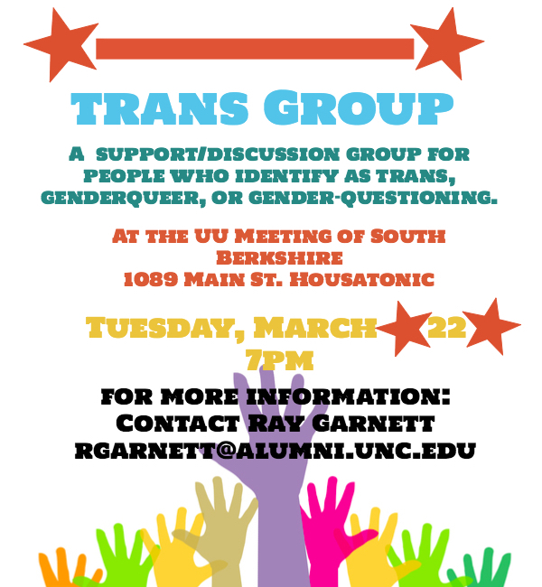 Trans Group March 22