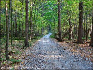 Nature trails beckon.