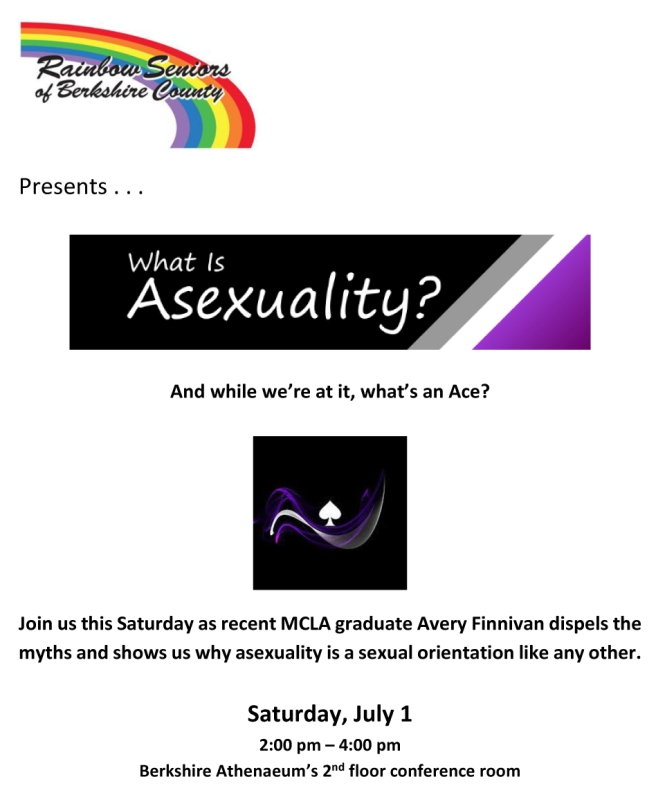 Announcement - Pittsfield 2017-07-01 asexuality